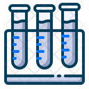 Fluid sample Icon
