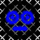 Shame Emoji Emoji Face Icon