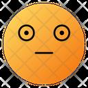 Flushed Face Emoji Face Icon