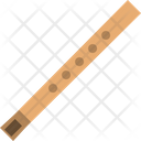 Flute Music Instrument Icon