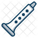 Flute Musical Instrument Woodwind Icon