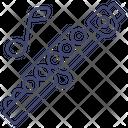 Piccolo Music Instrument Icon