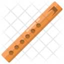 Flute Pan Flute Musical Instrument Icon