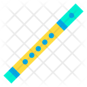 Flute Instrument Musical Icon