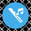 Flute Music Instrument Icon