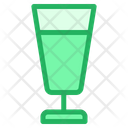 Flute Glass Icon