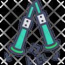 Flutes Icon
