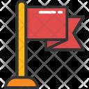 Flag Signal Emblem Icon
