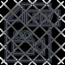 Flv Flv File Icon