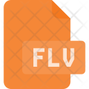 Flv video Icon