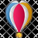 Fly Balloon Icon