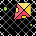 Fly Kite Icon