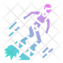 Flyboard Sports Competition Icon