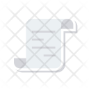 Flyer Page Document Icon