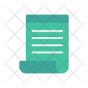 Flyer Document Page Icon