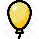 Flying balloon Icon
