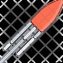 Flying Bullet Gun Bullets Icon