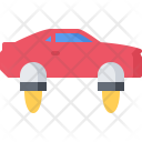 Flying car Icon