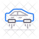 Car Vehicle Fly Icon