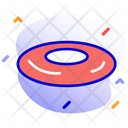 Flying Disc Icon