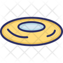 Disc Flying Disc Disc Golf Icon