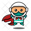 Flying Doctor Icon