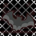 Flying Fox Flying Bat Animal Bat Icon