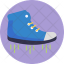 Flying Shoe Icon