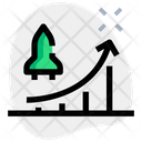 Startup Growth Icon