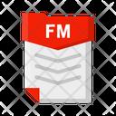 Fm file Icon