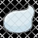 Cream Foam Makeup Icon