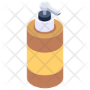 Antiseptic Hand Wash Soap Dispenser Foam Soap Icon