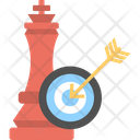 Focus Campaign Strategy Plan Icon