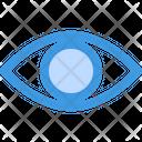 Focus Eye Vision Icon