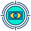 Focus Focus Money Aim Icon