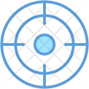 Focus Goal Objective Icon