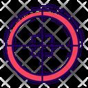 Focus Camera Target Bullseye Icon