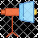 Focus Highlight Limelight Icon
