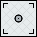 Focus Camera Capture Icon