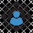 Focus Target User Icon
