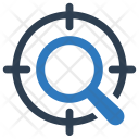 Search Seo Focus Icon