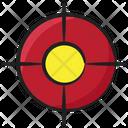 Target Audience Target Customer Customer Segmentation Icon
