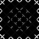 Circle Interface Design Icon