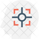 Focus Concentration Mind Icon