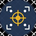 Focus Interface Scope Of Activities Icon