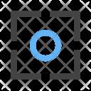 Center Focus Icon