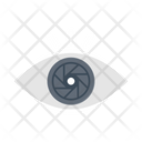 Focus Camera Eye Icon