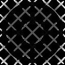 Target Foccus Basic Interface Icon