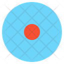 Focus Focvusing Focus Point Icon