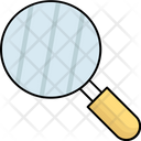 Focus Magnifier Search Icon
